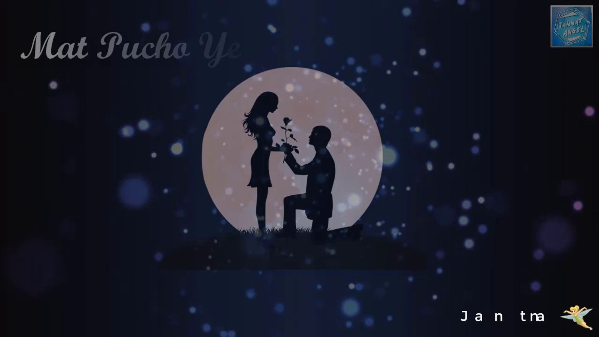 Yaad Aate Ho | A Loving Poem | Romantic Poem | Lyrical Video | Cute Love Poem | Jannat Angel