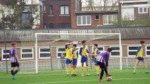 Championnat U15 Pré D1. MARCQ - LAMBERSART :  2 - 2  (1-1)