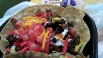 Taco Bell - Steak Chipotle Taco Salad - [And That's My Lunch (ATML) #4]