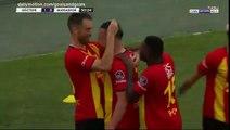 But de  Nabil Ghilas contre Bursaspor