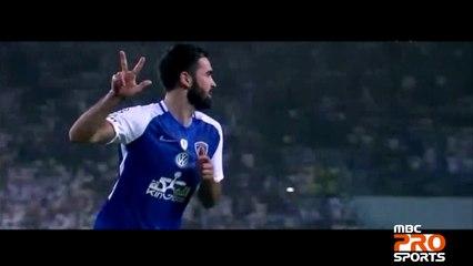 """الأهداف التي حققت للهلال لقب الدوري السعودي للمحترفين """"فيديو كليب للبطل"""""""