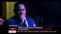 José Virgilio Peña Suazo rendirá homenaje a José José