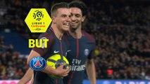 But Giovani LO CELSO (15ème) / Paris Saint-Germain - AS Monaco - (7-1) - (PARIS-ASM) / 2017-18