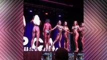 1st Place Bikini Competition (Swimsuit Model Short and  Bikini Model Toned Short)