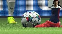 UEFA Champions League Semifinales - Barcelona Vs Real Madrid Gran Clásico - PES 2015 - PS4