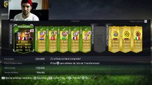 Buscando a SIF Rooney, SIF Hummels y a Ribéry - Fifa 15 Ultimate Team