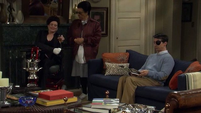 Will & Grace S08 E01 Alive And Schticking