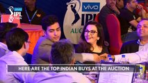 IPL Top 5 Indian Buys of the Auction