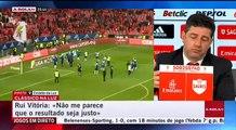 Rui Vitória Conf de Imprensa Benfica 0 x 1 FC Porto 30ª jornada Liga NOS 2017-18
