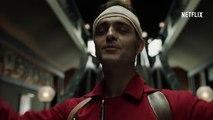 Official] Money Heist Season 2 Episode 1 ~ Netflix - video dailymotion