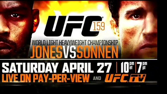 UFC 159: Alan Belcher Entrevista previa