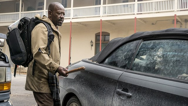 HD-Fear the Walking Dead - S4 Episode 2 Another Day in the Diamond 2018