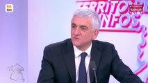 Invité : Hervé Morin - Territoires d'infos (16/04/2018)