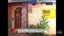 """Paraguay: """"La niña embarazada no corre peligro"""""""