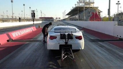 Record : une Toyota GT-86 passe de 0 à 399 km/h en 5,7 secondes