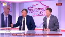 Best of Territoires d'Infos - Invité politique : Hervé Morin (16/04/18)