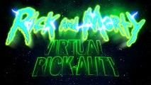 Rick and Morty Virtual Rick-ality PlayStation VR Trailer