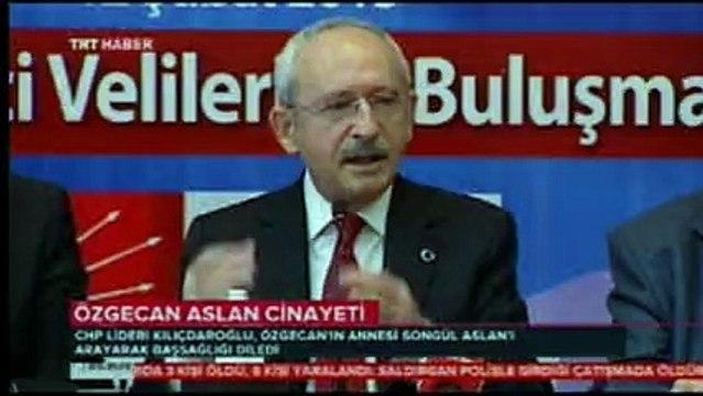 TRT Haber spikeri Özgecan haberini sunarken gözyaşlarını tutamadı