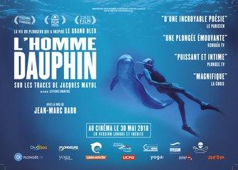 Bande annonce - L'HOMME DAUPHIN, Sur les traces de Jacques Mayol