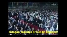 Erdoğan Zekeriya Öz için 6 yıl önce ne demişti, bugün ne dedi?