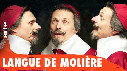 La langue de Molière - A Musée Vous, A Musée Moi – ARTE