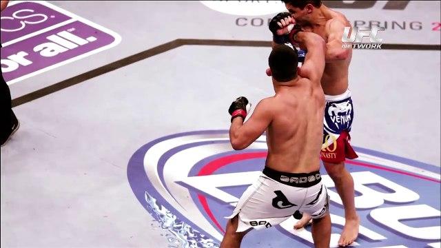 UFC 180: Kelvin Gastelum Entrega Total