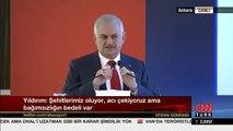Başbakan: Terörle ilişkili partili, tıpış tıpış gelip ifadesini verecek