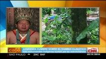 ¿Cómo afecta el cambio climático a pueblos indígenas?