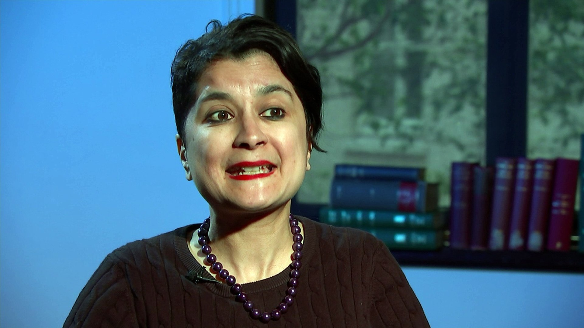 Baroness Chakrabarti questions legality of Syria air strikes