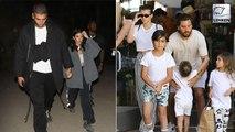 Kourtney Kardashian Parties At Coachella While Scott & Sofia On PARENTING SHIFT