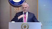 Başbakan Yıldırım: '15 Temmuz darbe girişimi, 65. Hükümetin en önemli sınavıdır ve ilk sınavıdır' - İSTANBUL
