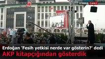 """Hayır TV: Erdoğan'ın """"İstifa ederim"""" dediği fesih yetkisi AKP'nin referandum kitapçığında"""