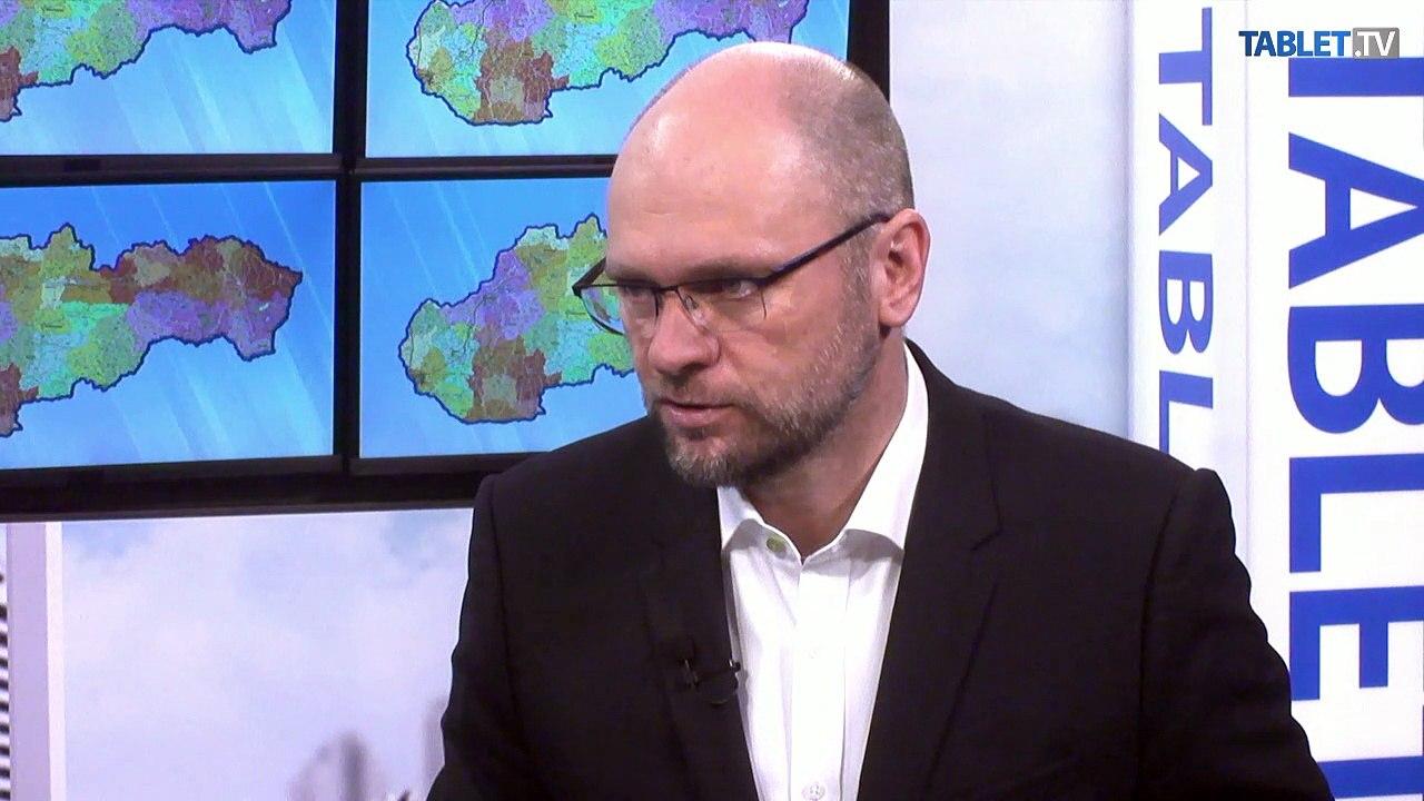 SULÍK: Keď bude hostiteľom opozičných rokovaní SaS, pozve aj B.Kollára