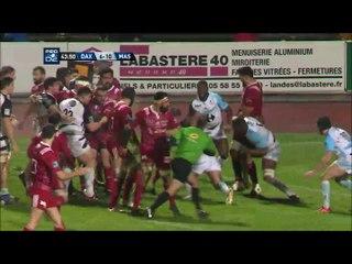 """U.S.DAX Rugby Landes - """"MERCI"""""""