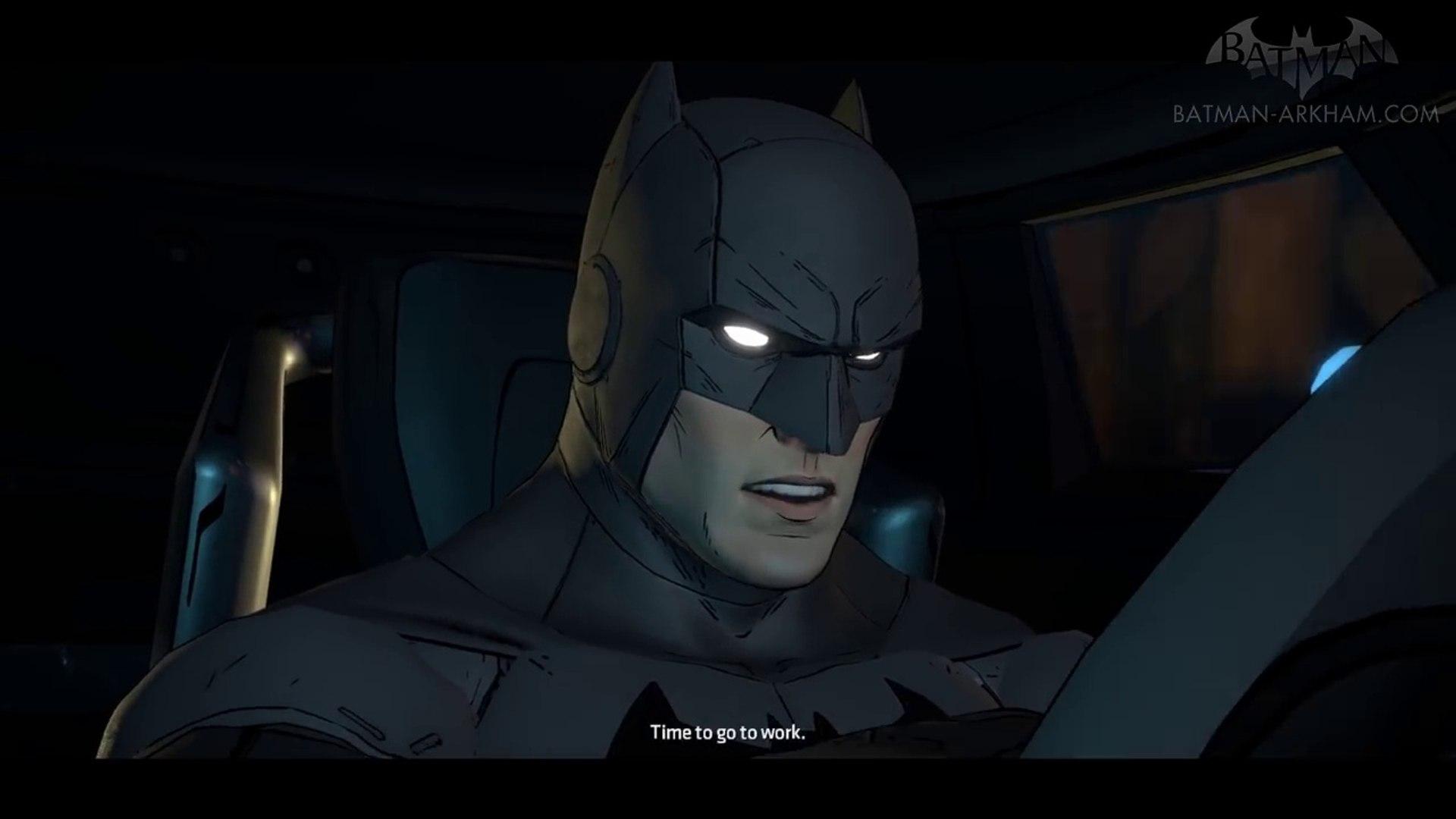 Batman Movie Guardian of Gotham Part 2