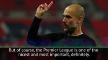 Premier League title one of my greatest achievements - Guardiola