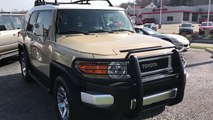 Used Toyota FJ Cruiser North Huntingdon PA | Toyota FJ Cruiser Dealer Greensburg, PA
