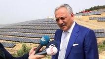Manisa Gölmarmara Belediyesi'nin Elektriği Güneş Enerjisinden