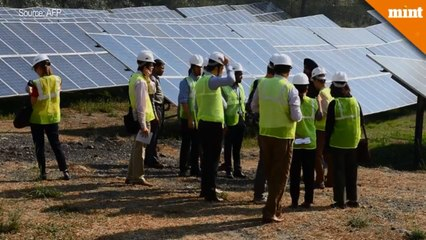 Bangladesh wants to buy solar power from India
