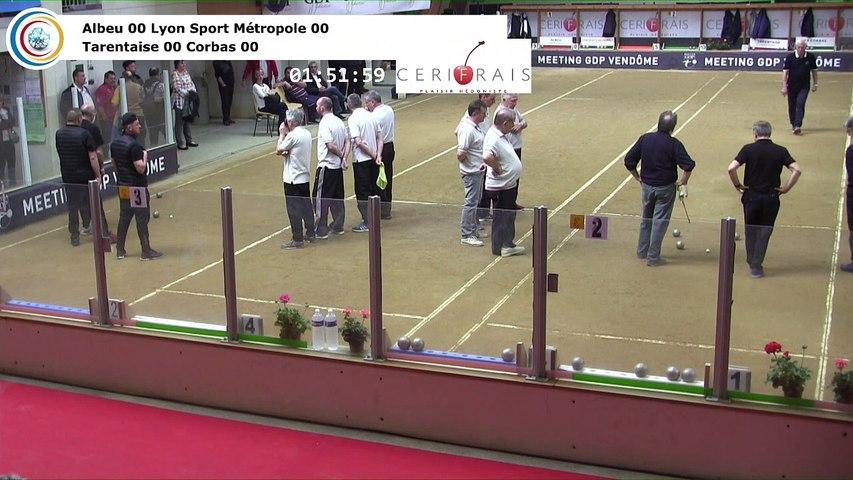 Les demi-finales, Trophée Cerifrais, l'Arbresle 2018