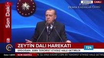 Cumhurbaşkanı Erdoğan: Bunlar İslam'ın güncellemesi gerektiğini bilmeyecek kadar aciz