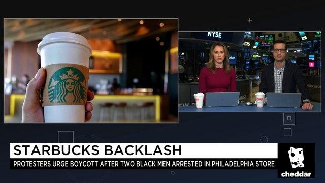 Starbucks Protests Grow in Philadelphia