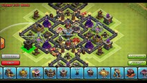 Coc Th10 Base Layout