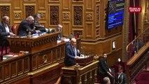 Claude Malhuret: « Nous défendrons en Syrie nos principes, nos objectifs et nos intérêts »