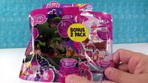Paul vs Shannon MLP My Little Pony Blind Bag Toy Opening Challenge | PSToyReviews