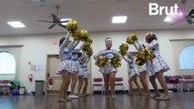 Les Sun City Poms : des cheerleaders pas comme les autres