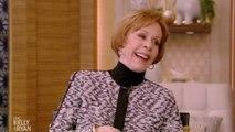 Carol Burnett Joined By Children For Netflix's 'A Little Help With Carol Burnett'