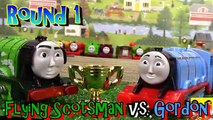 Thomas and Friends The Great Race #75 | Accidents will happen TrackMaster Thomas Toy Trains
