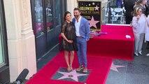 Eva Longoria recibe estrella en Paseo de la Fama de Hollywood