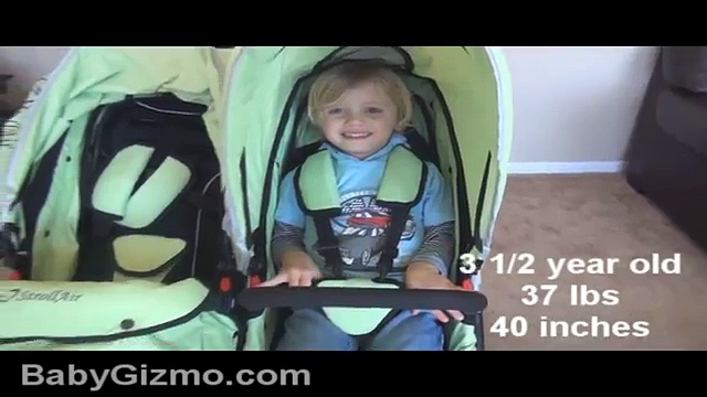 StrollAir My Duo new Review – Baby Gizmo